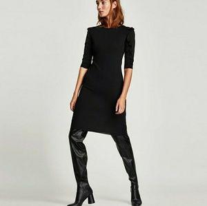 Sold Large zara dress nwt